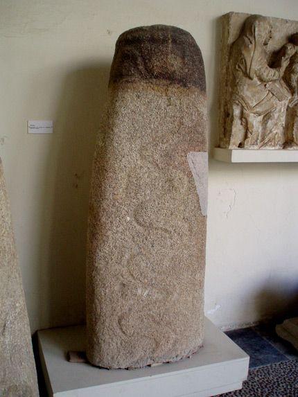 Estatua-menhir de navalcán
