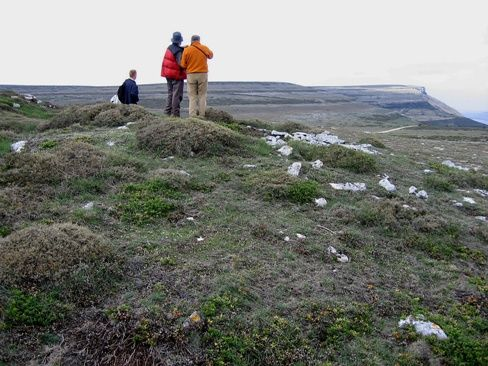 dolmen  de peña corbea