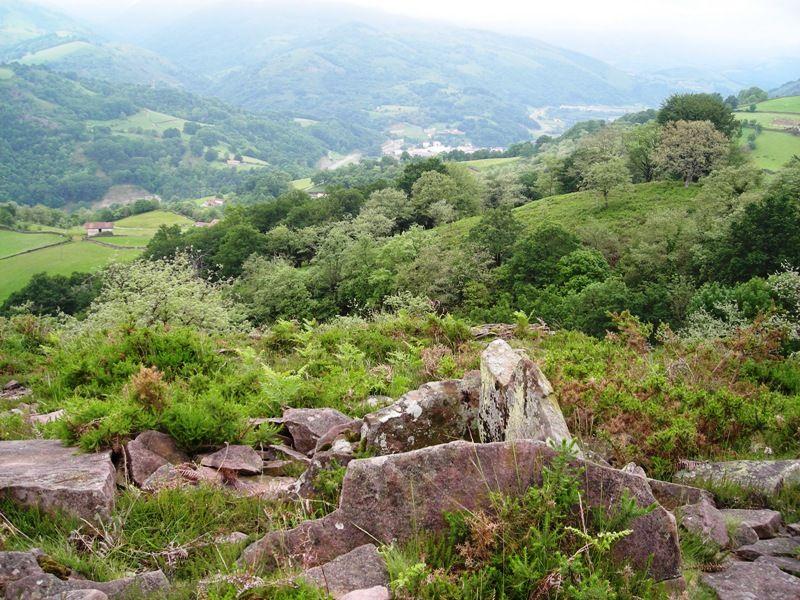 dolmen de urriki mendebalde