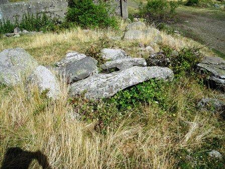dolmen casa de la mina