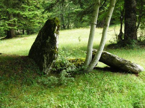 dolmen camping