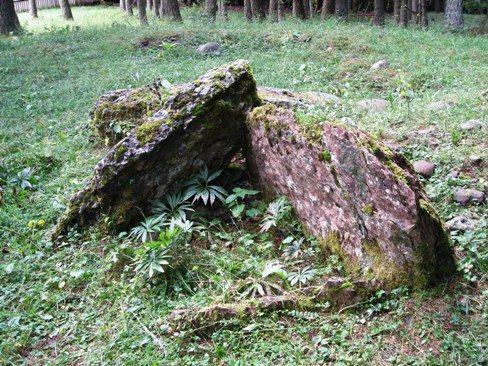dolmen campamento