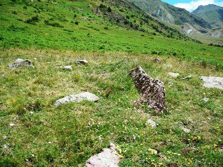dolmen las fitas norte