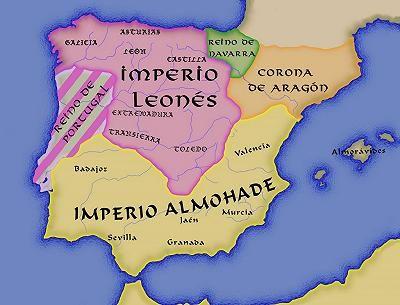 Reinos hispánicos 2ª mitad s. xii: el imperio de alfonso vii
