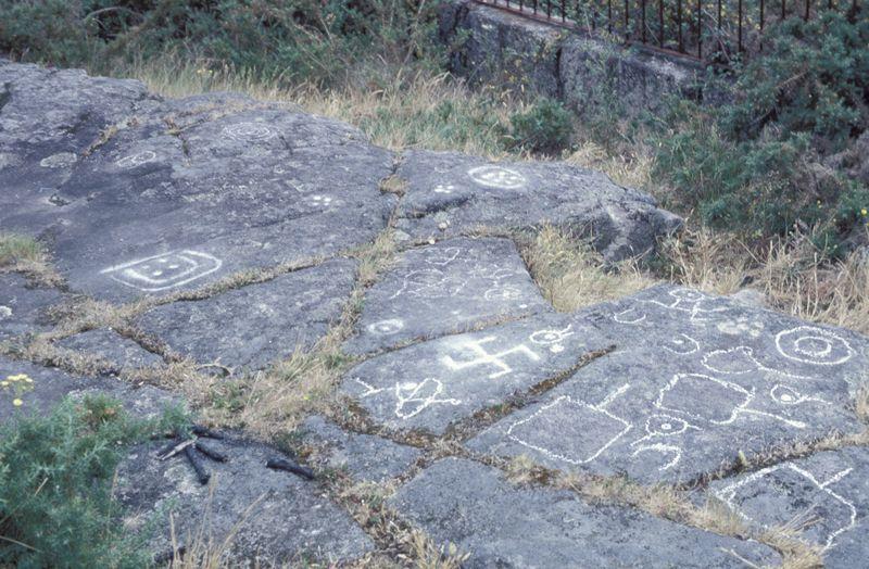 Petroglifo-Portela da Laxe